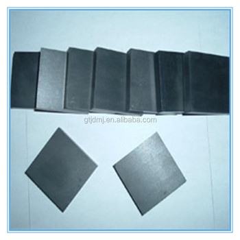 Flat Plate of Top Quality / Boron Ceramic Block/ B4C Wear Tool Plate