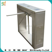 Access control Semi Automatic manual barrier gate access control price tripod turnstile