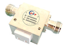 RF/Microwave Coaxial Isolator Can be Dual Junction Even Three For High Isolation