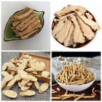 Chinese Traditional Herbal Medicine Rhizomes