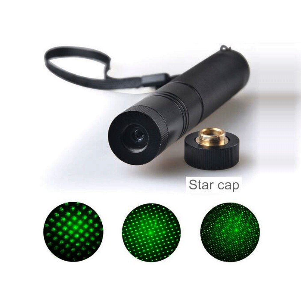 Hot selling! SD 303 Laser Pointer 1000mw High Power Adjustable Focus Burning Match Lazer Presenter Laser Pointer