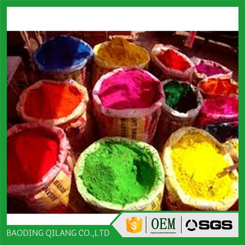 Holi Gulal Powder For India Holi Festival