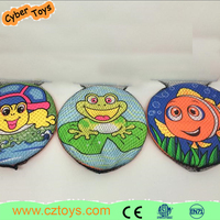 Neweast colorful kids promotional frisbee toy for kids