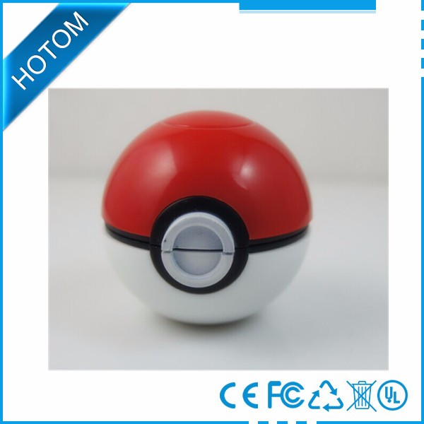 2016 New design smoking accessories 55*52mm 3 parts zinc alloy pokeball poke mon herb grinder wholesale