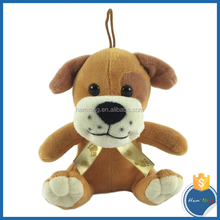 super soft seat ribbon pet dog toy