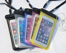 Functional ABS Clip Type Outdoor Sports Mobile Phone Waterproof Bag
