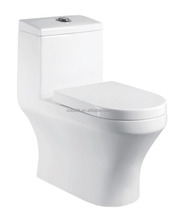 CB-9502 Water Saving Siphonic One Piece water closet floor mounted toilet seat toilet parts