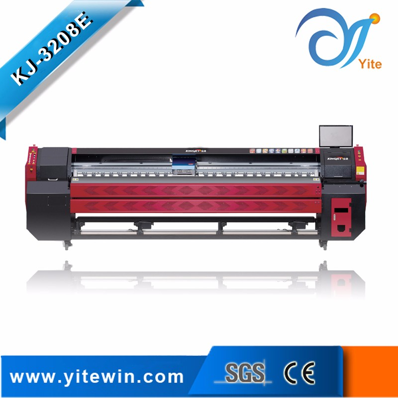 Guangzhou Supply Inkjet Label Roll to Roll Printer
