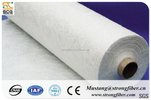 high quality GRP glassfiber mat in roll