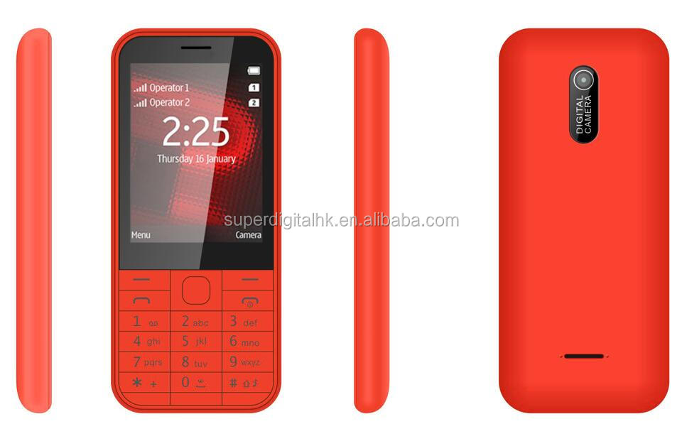 2.8inch gsm mobile phone 225
