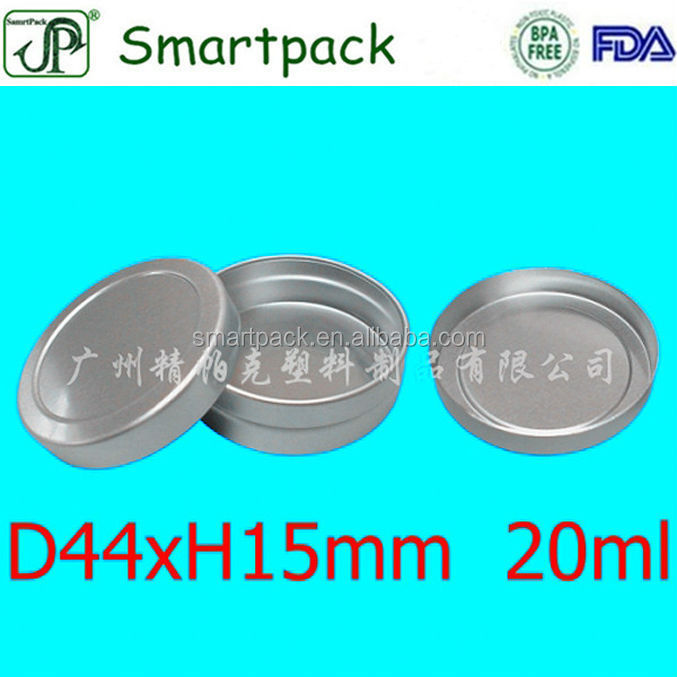 Good quality Fast Delivery Time Aluminium Jar for Cosmetic