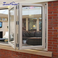 Superhouse aluminum accordion windows comply with Australian Standards
