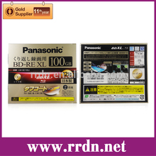 Triple Layers Rewritable 100GB BD-R XL Disc, Model: Panasonic LM-BE100J