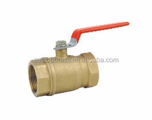 best quality brass ball valve for water and gas