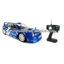 21 Power Engine Subaru WRX STI Style 1:8 Scale RTR Nitro RC Car