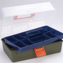 Good price of fishing box tackle case with high quality