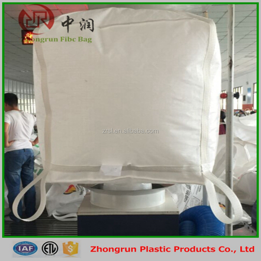 1 ton fibc big bag specification jumbo bag size selangor , cement packing bags