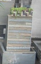 China Slate Water Fountains in garden/balcony