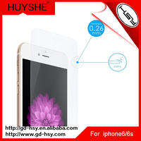 HUYSHE professional screen guard cellphone glass screen protector for iphone