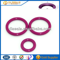 white rubber o rings