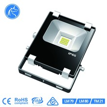 Aluminum material small size fashion design wholesale cheap price 10w mini led flood light