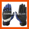 Bicycle Motobike Leather Working Motorcycle Gloves