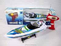 Challenger darter king radio-controlled team water rc boat toys/ f1 speed electric large rc racing boat