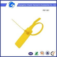 Adjustable Length Plastic Seals Heavy-Duty Plastic Seals for Bags Cargoes and Package Case