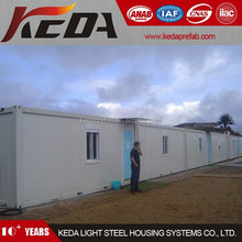 20ft Container Home Cheap Prefab Portable House