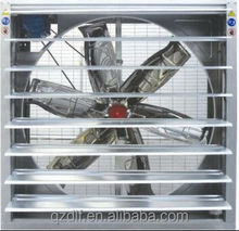 DLF industrial wall mounted axial fan