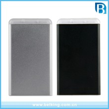 LED Aluminum Powerbank For Mobile Phone, 4000mAh Shockproof Cellphone Power Bank