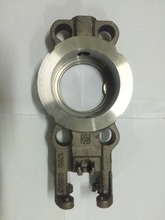 Investment casting valve body cnc machining valve body
