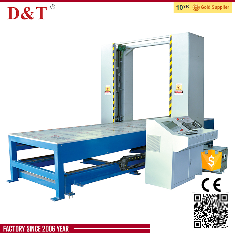 Styrofoam Cutter EPS foam cnc hot wire cutting machine with perfect safty system