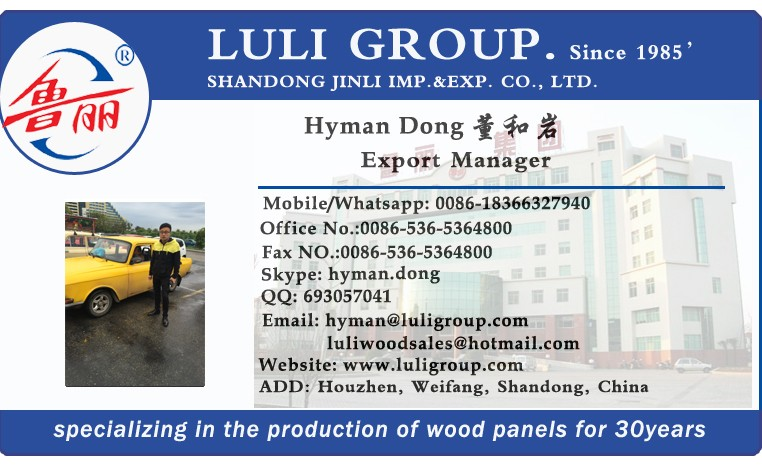 18mm phenolic brown film faced plywood for CONSTRUCTION