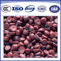 Environment electric wire plastic cover material