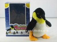 Battery operated lint penguin toys BC0839777-51B