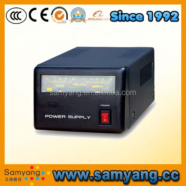 High quality communications switching power supply 13.8V single output