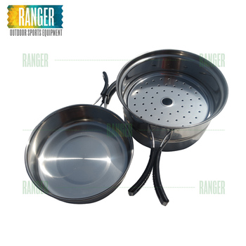 Camping Cookware Kit(M)