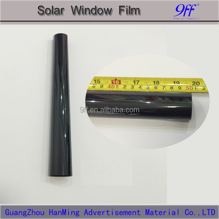 High heat rejection self-adhesive ir nano ceramic car solar window tint film