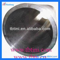 Large-scale specialized production diameter 120mm * wall thickness 1.5mm * 1350 mm asme sb338 titanium weld tube