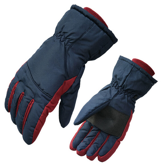 2018 wholesale Customized personalized winter gloves New Arrive Thick motor bike gloves