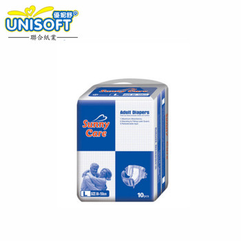 Disposable Adult Diaper Manufacturer For Elderly Old People Cheap Price Free Sample Hospital Senior Ultra Thick
