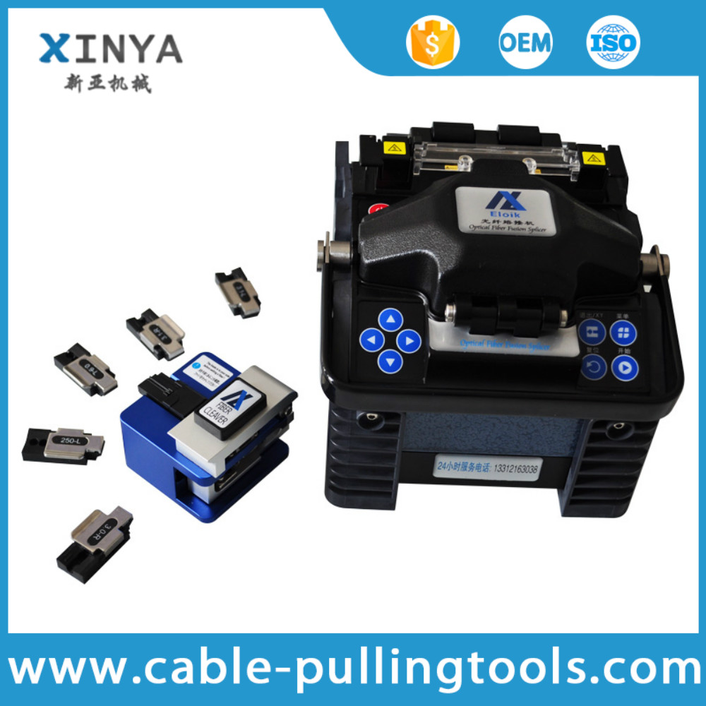 fiber splicing machine price
