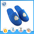Yangzhou disposable Luxury custom made hotel slippers with competitive price