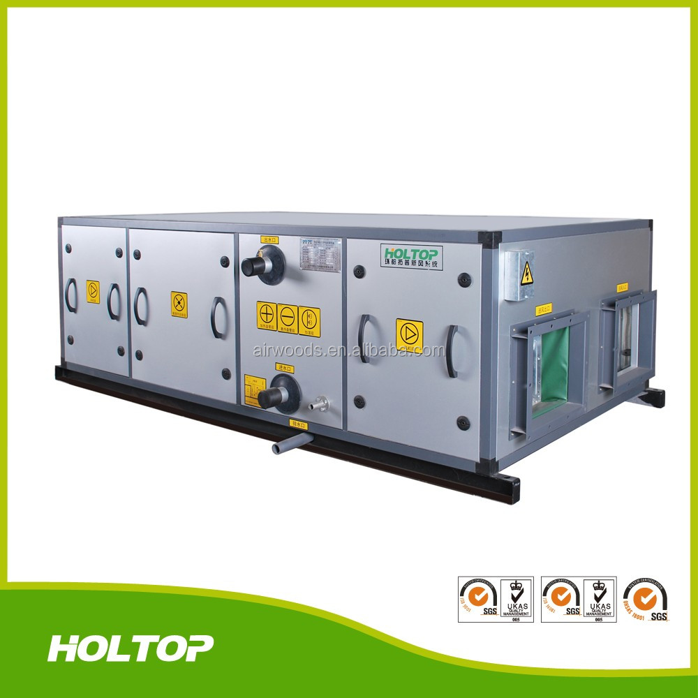 Low cost water cooling capacities air handling unit for sale