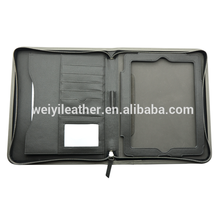 Leather case for Ipad Portfolio Tablet Portfolio Case For ipad
