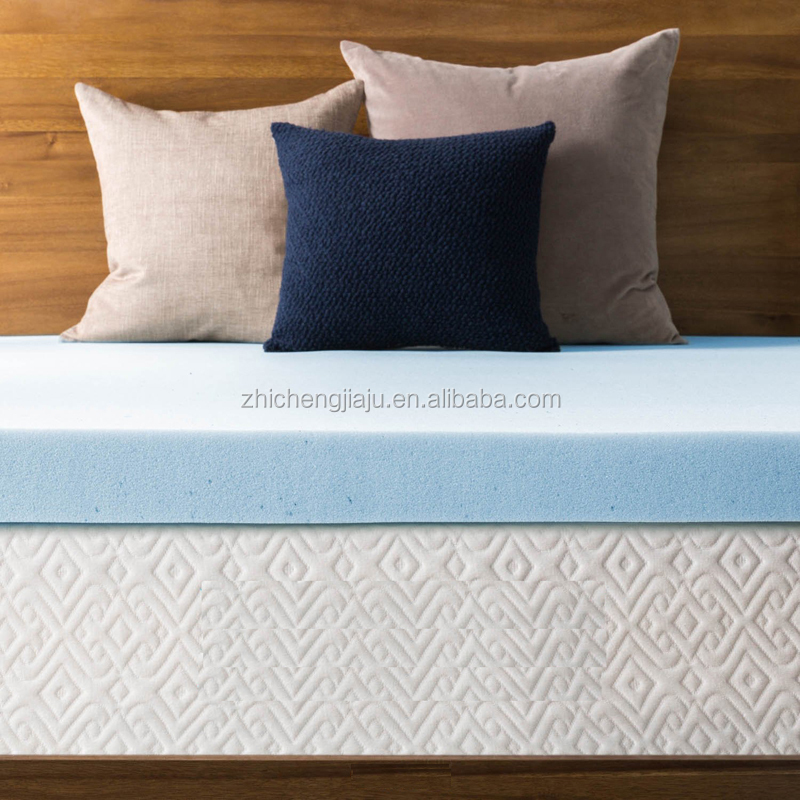 High quality vacuum compress package king size rollable comfort knitted fabric custom memory foam mattress - Jozy Mattress | Jozy.net