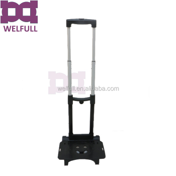 Extension Telescopic Trolley Handle Luggage Wheels for School Bag