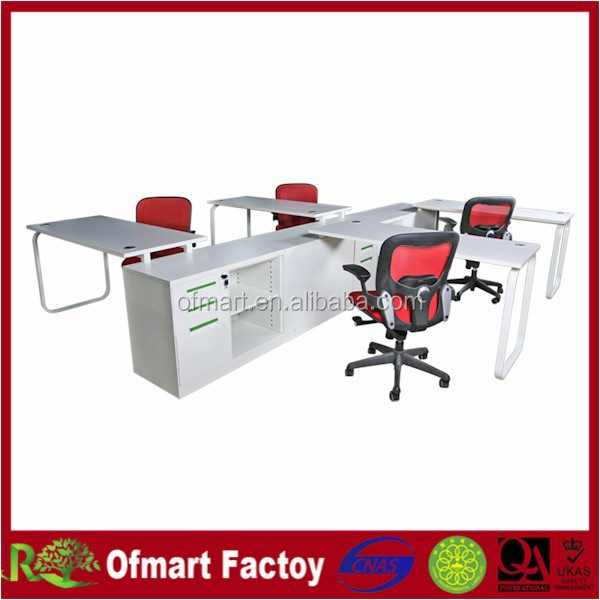 good office double sided office computer table