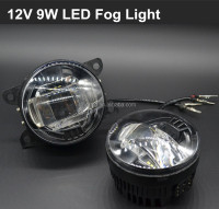 Car Osram LED Fog Light/LED Daytime running light/12V/24V 9W 900LM,osram led driving light
